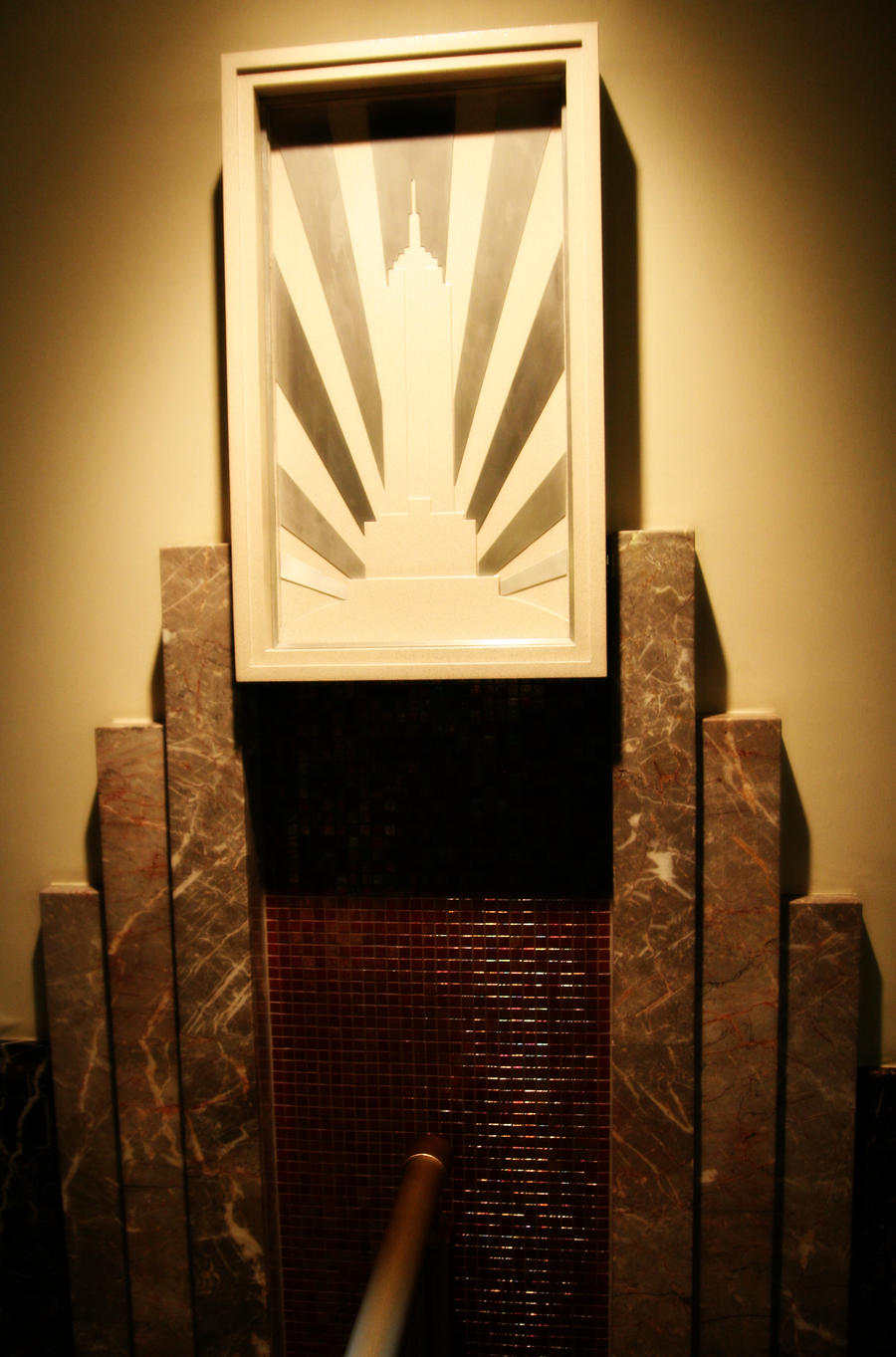 Terrific Art Deco Walls Contemporary - Best idea home design .