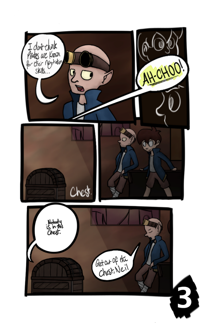 Old Tommo Comic 3 by willtommo