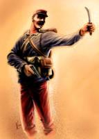 Soldado Chileno by Nicoob