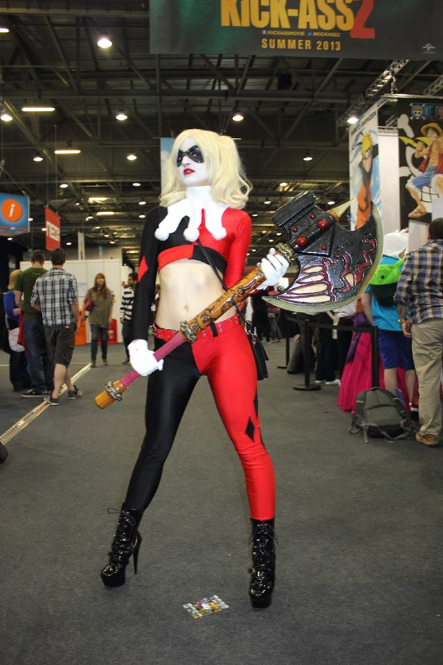 Original Harley Expo May 2013 by GagaAlienQueen