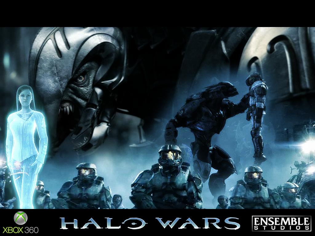Halo Wars Wallpaper By PD Black Dragon