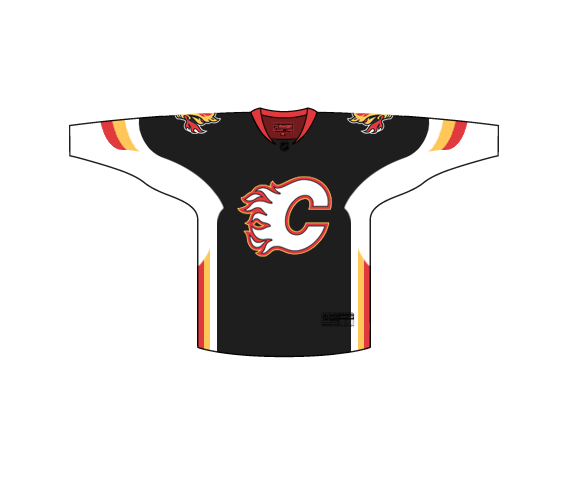 e7f9e1531 Jersey Ideas - Ken King please read  Archive  - Calgarypuck Forums - The  Unofficial Calgary Flames Fan Community