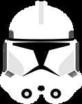 Clone Trooper Helmet Variant 2