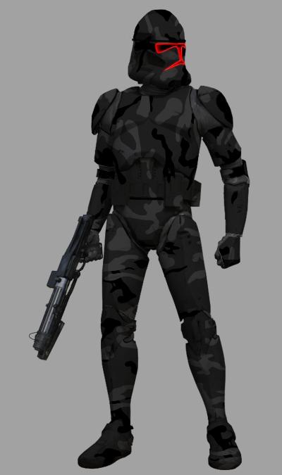 Storm Trooper Wallpaper Dark Side