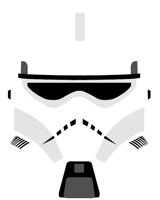 Clone Trooper Helmet Variant 3 By Pd Black Dragon On