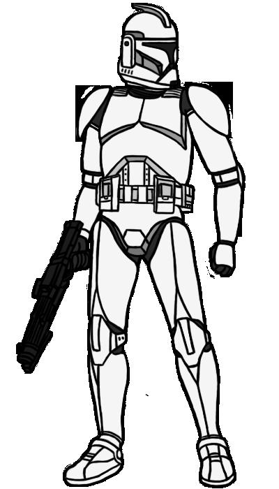 Phase I Clone Trooper Base by PD-Black-Dragon