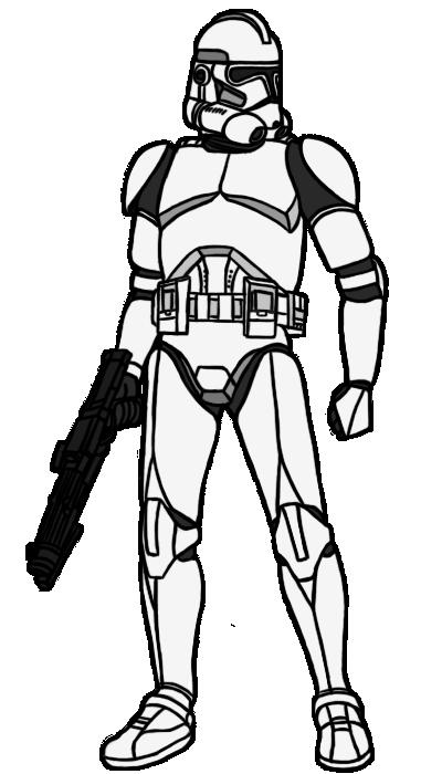 Phase II Clone Trooper Base by PD-Black-Dragon