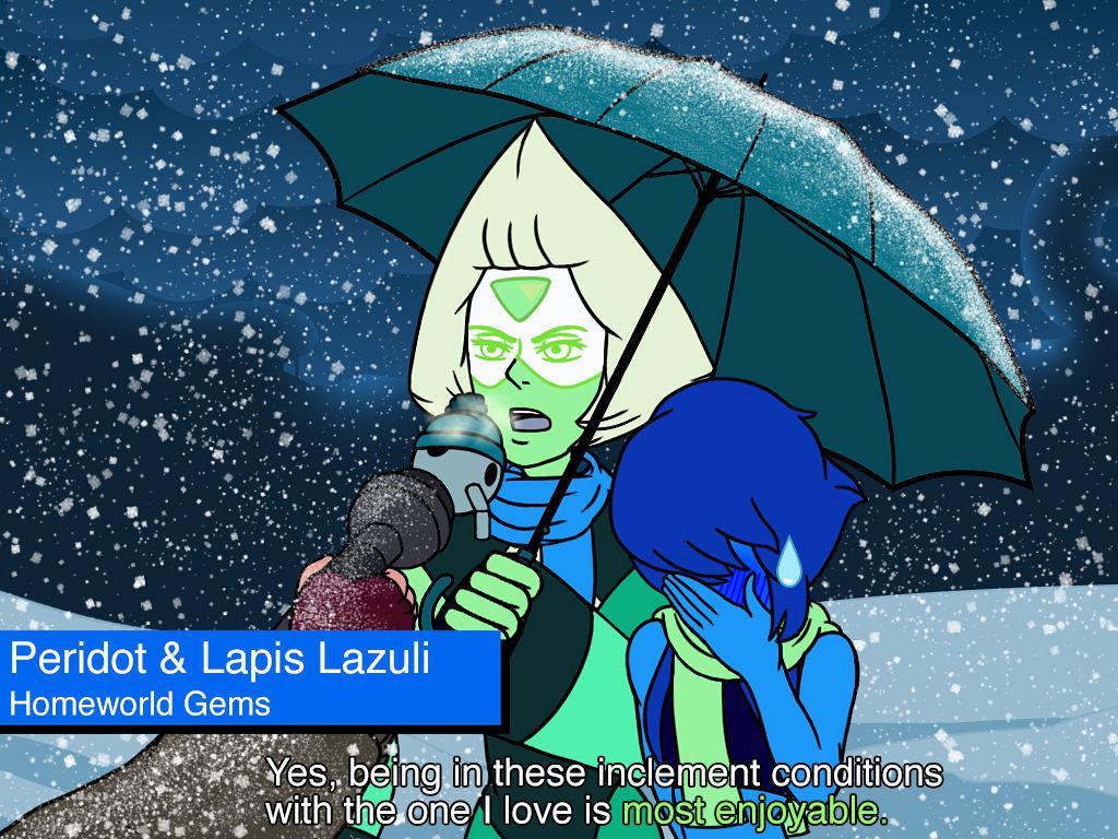 Lapidot Special Feeling Meme