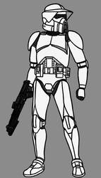 ARF Trooper Phase 1 Base