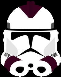 Mace Windu Clone Trooper Helmet
