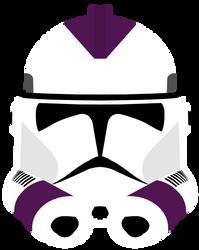 187th Legion Clone Trooper Helmet
