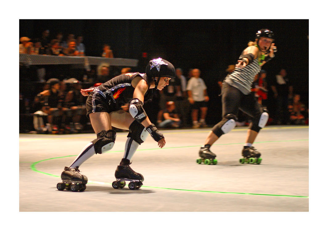 houston roller derby 166 by JamesDManley