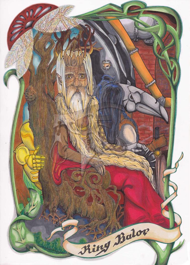 King Balor by Allraune