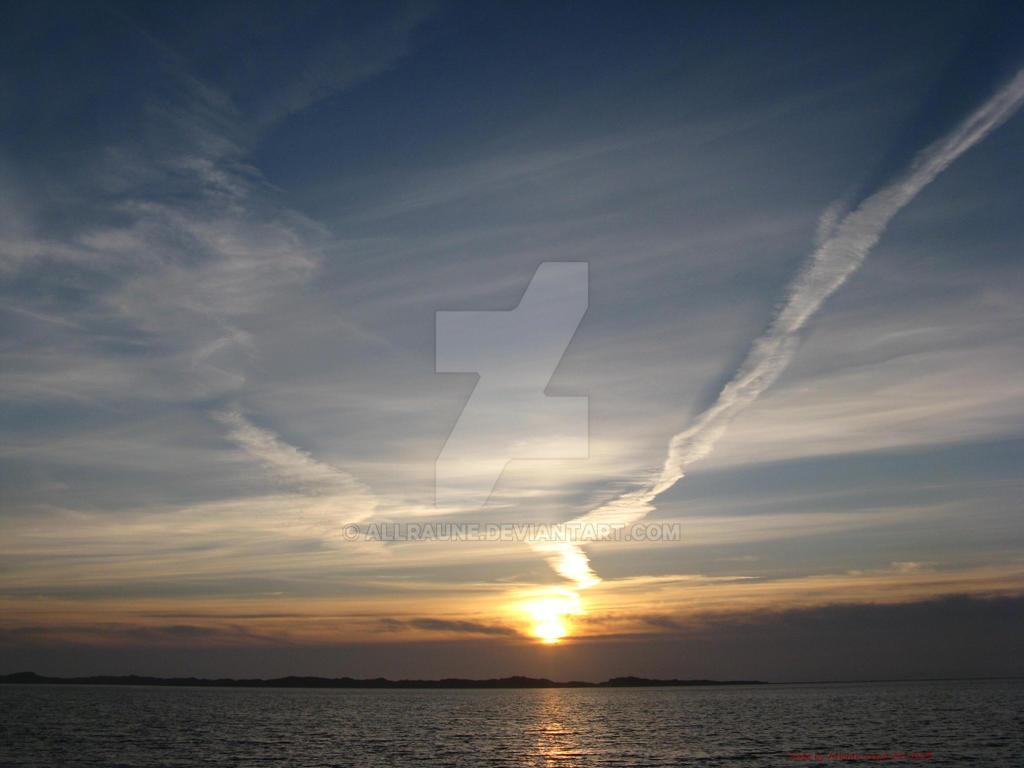 Sonnenuntergang by Allraune
