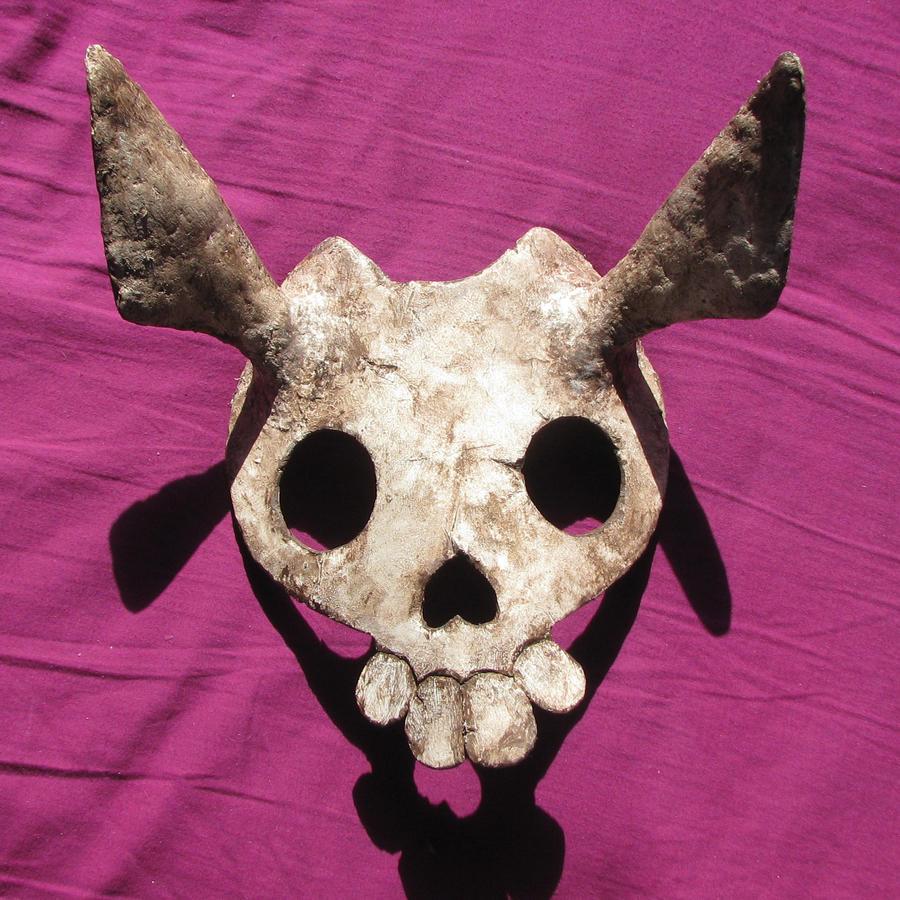 Legend of Zelda Skull Mask by Dr-K