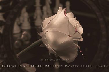 Bye bye beautiful by Fantasia-Art