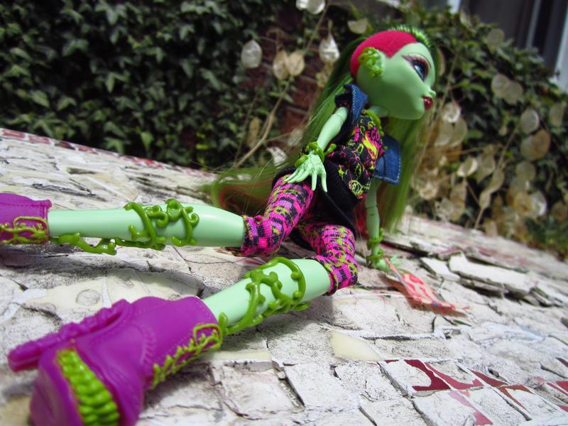 MH Venus McFlytrap by cadillacphunque