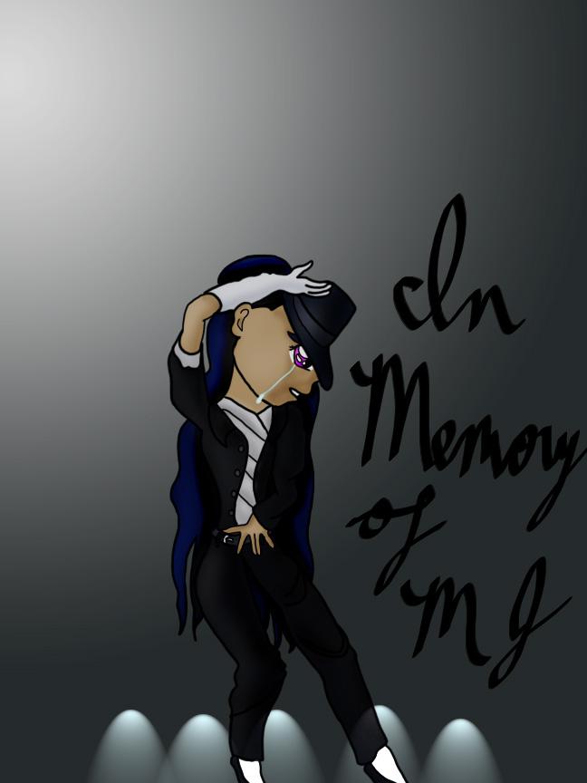 In Loving Memory of MJ by Shangri-LaZuko