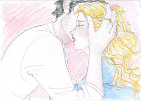 Wanda + Ian by burdge