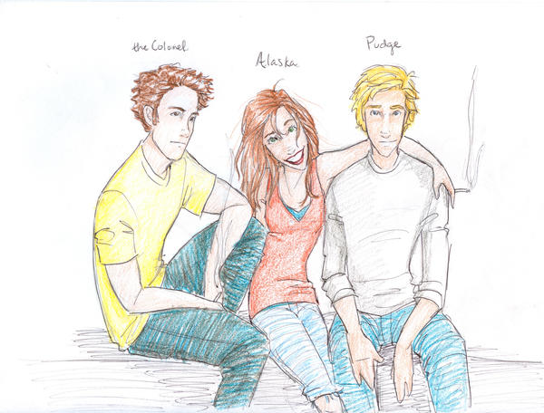 Looking For Alask: Looking For Alaska By Burdge On DeviantArt