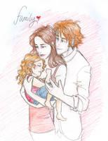 Famille de Cullen by burdge