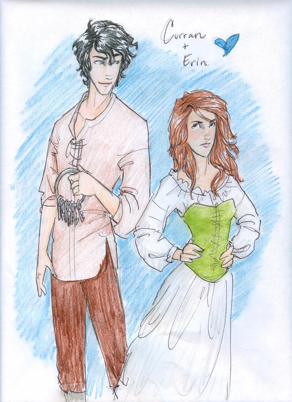 Curran and Erin by burdge