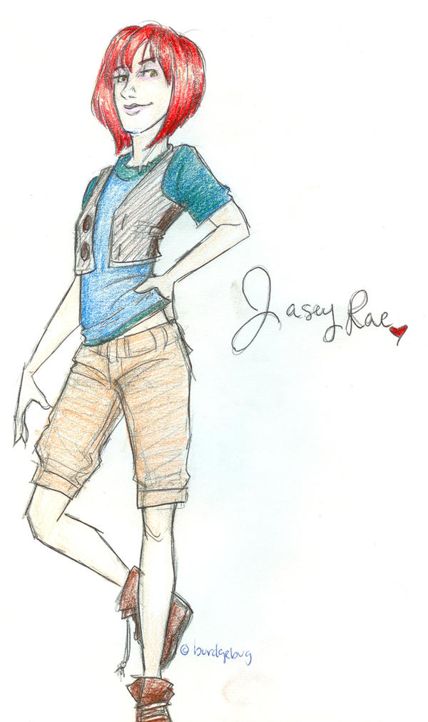 LittleMissPriss's Jasey Rae by burdge