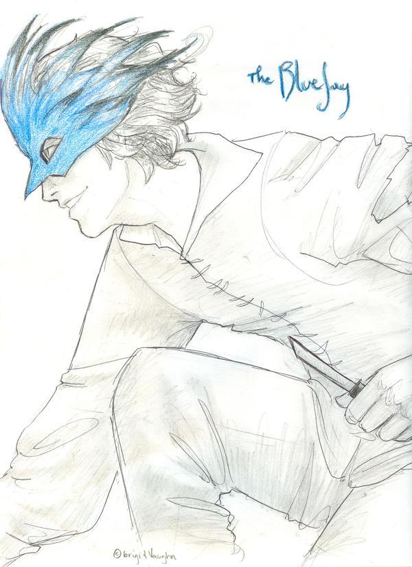the Bluejay by burdge