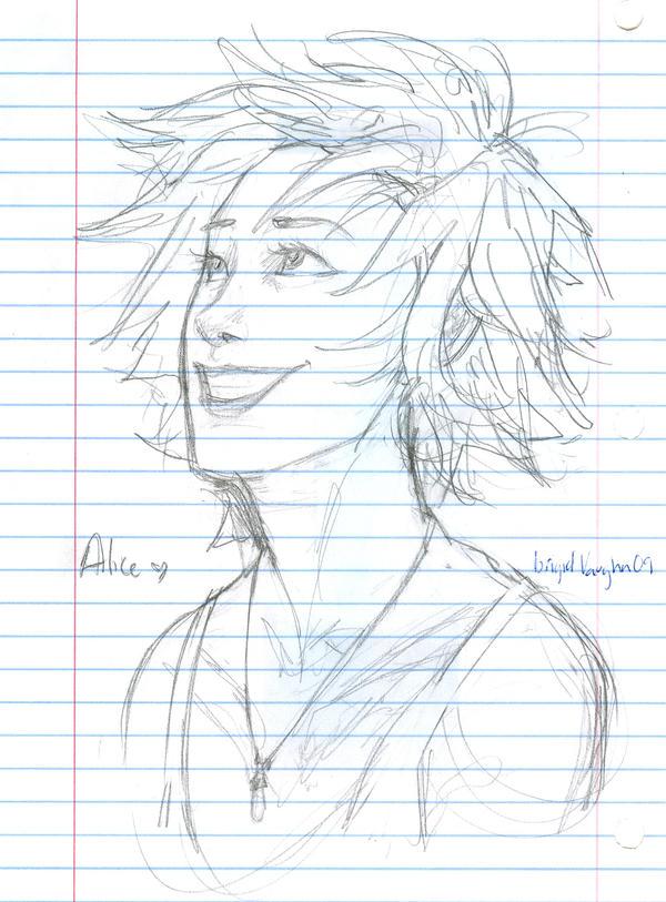 Alice by burdge