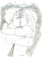 Connor and Risa Love by burdge