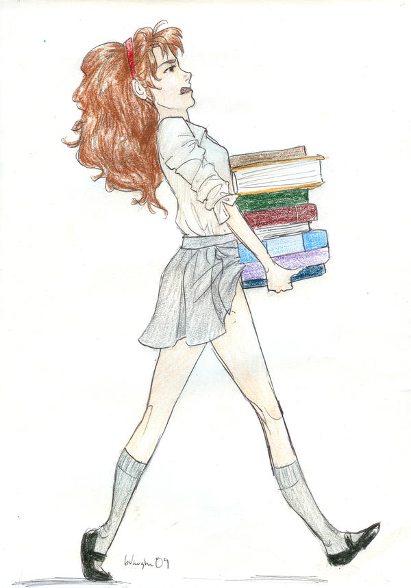 Hermione.pinup. by burdge