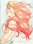 Ariel by burdge