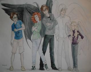 Commission fantasywingz by burdge