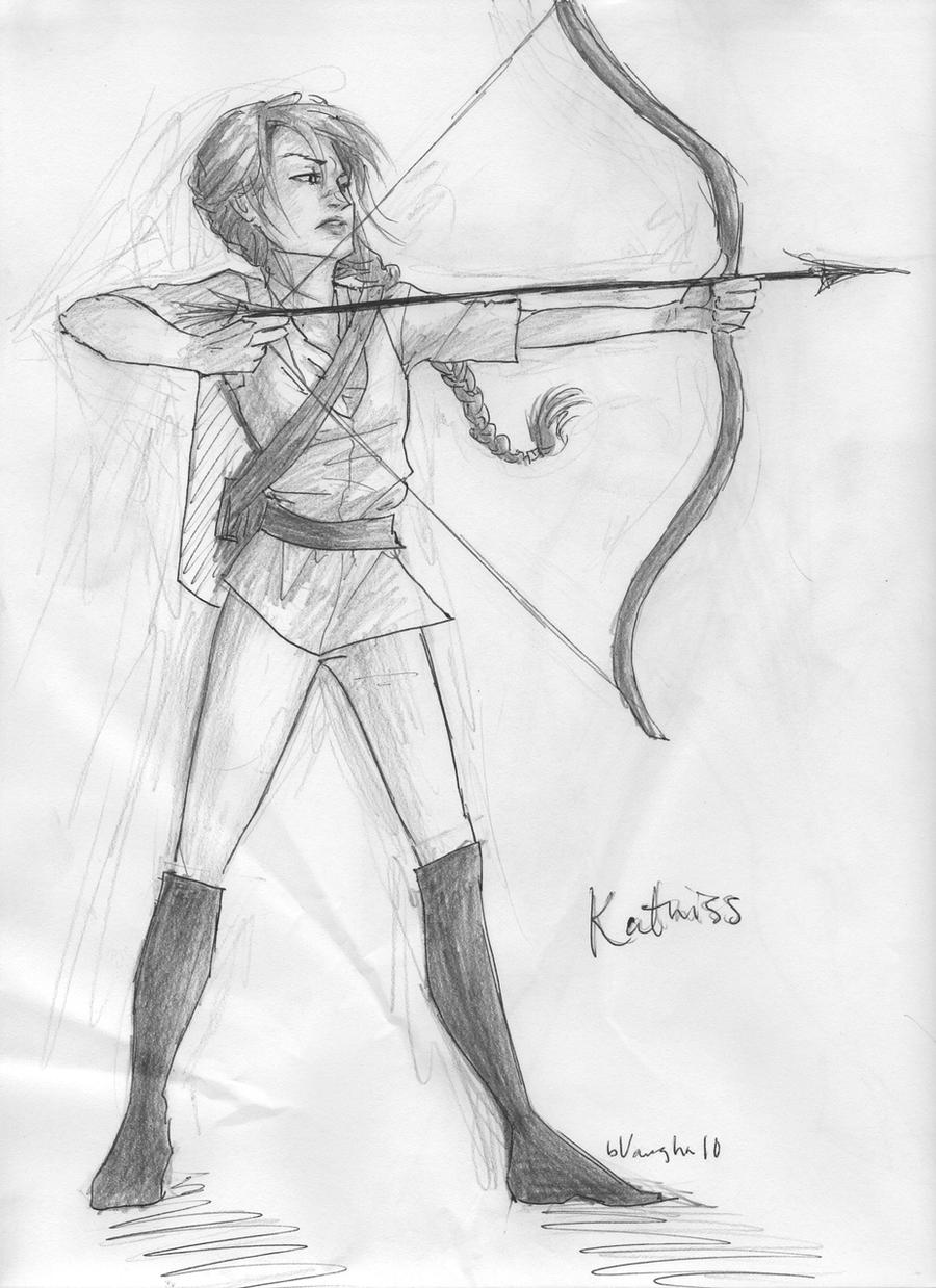 Katniss By Burdge On DeviantArt