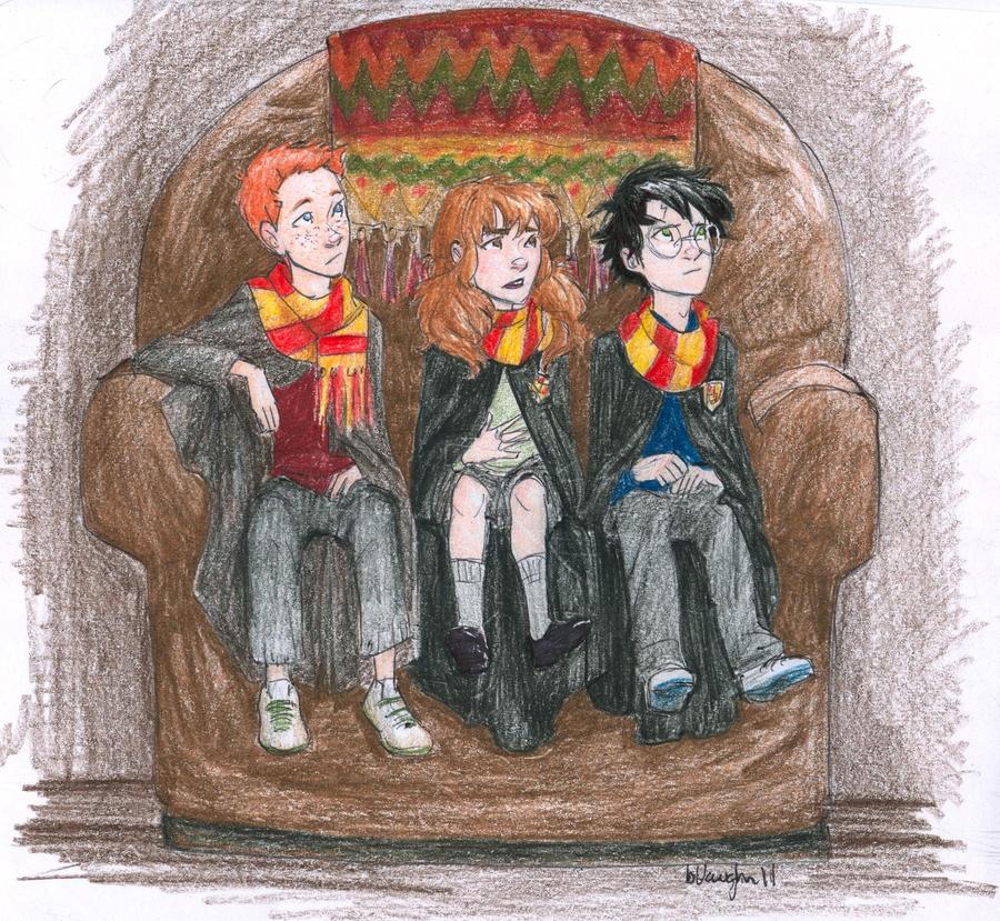Hagrid's Hut by burdge