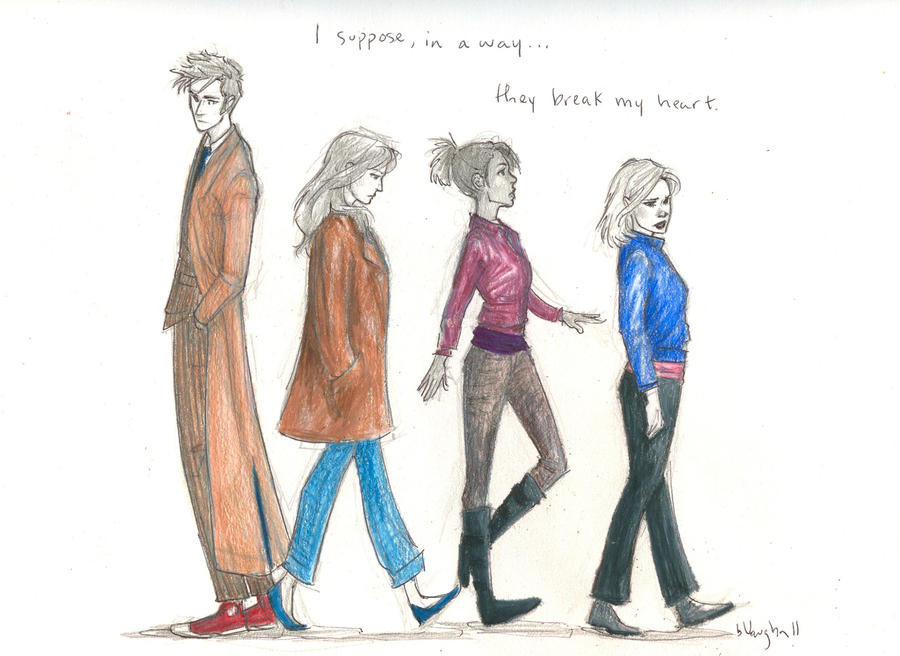 the Doctor's Company by burdge