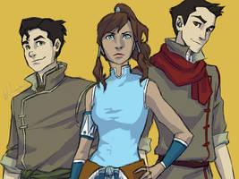 Avatar Trio