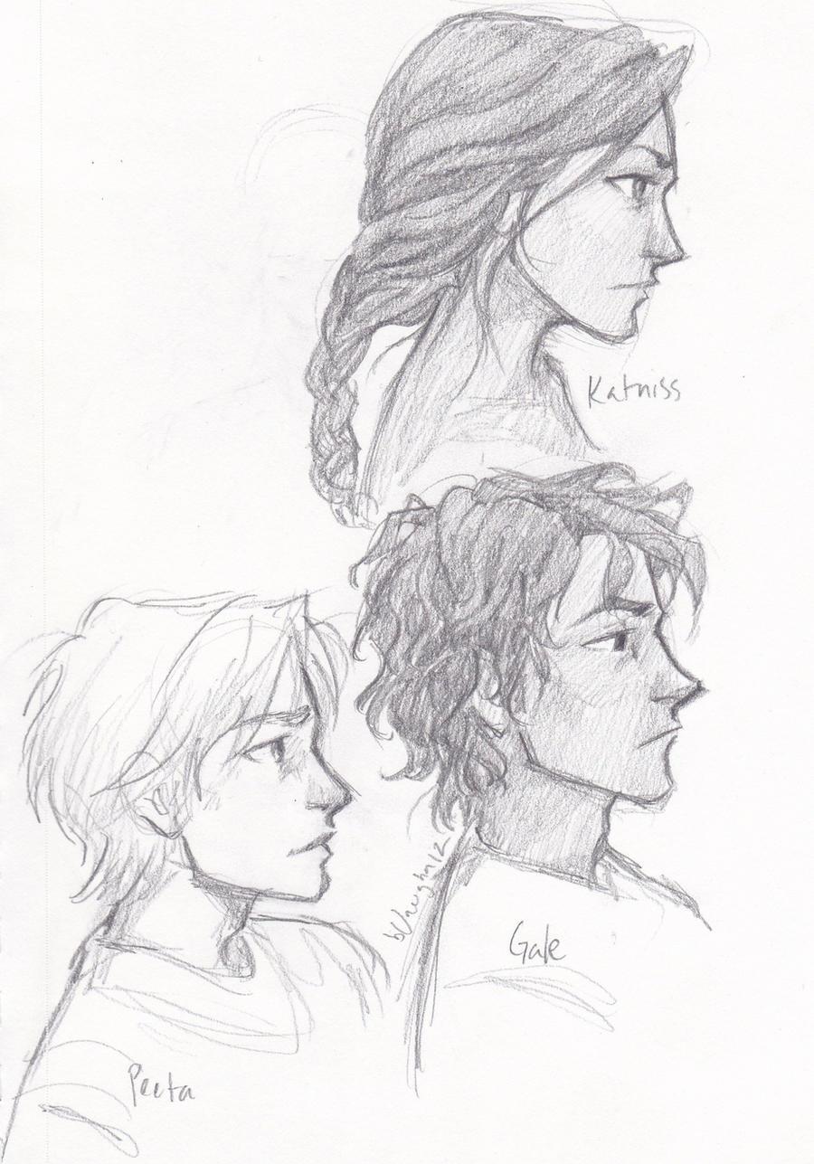 faces by burdge