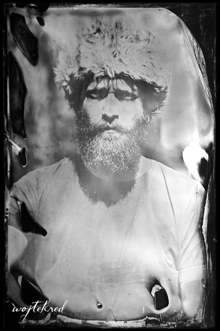 Collodion plate by psychodelic-candy