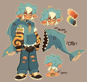 Shark Demon Adopt [OTA] [OPEN]