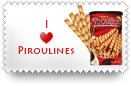 I Love Piroulines Stamp by EarthboundEnigma