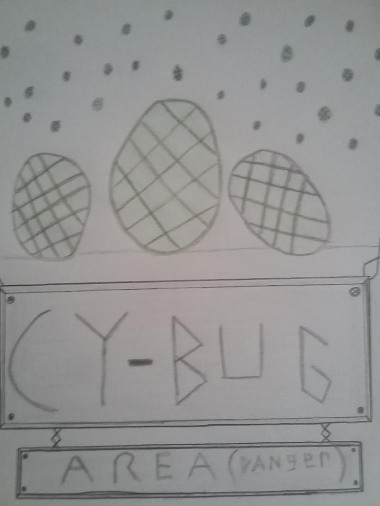 Cy-bug Territory by JinafireDragonEXE