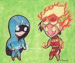 Jace Versus Chandra