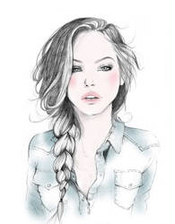Girl by LindsayGrey