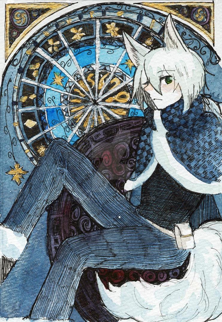 horoscope by renyazure