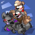 [G] Dusk Gets Tickles! ~