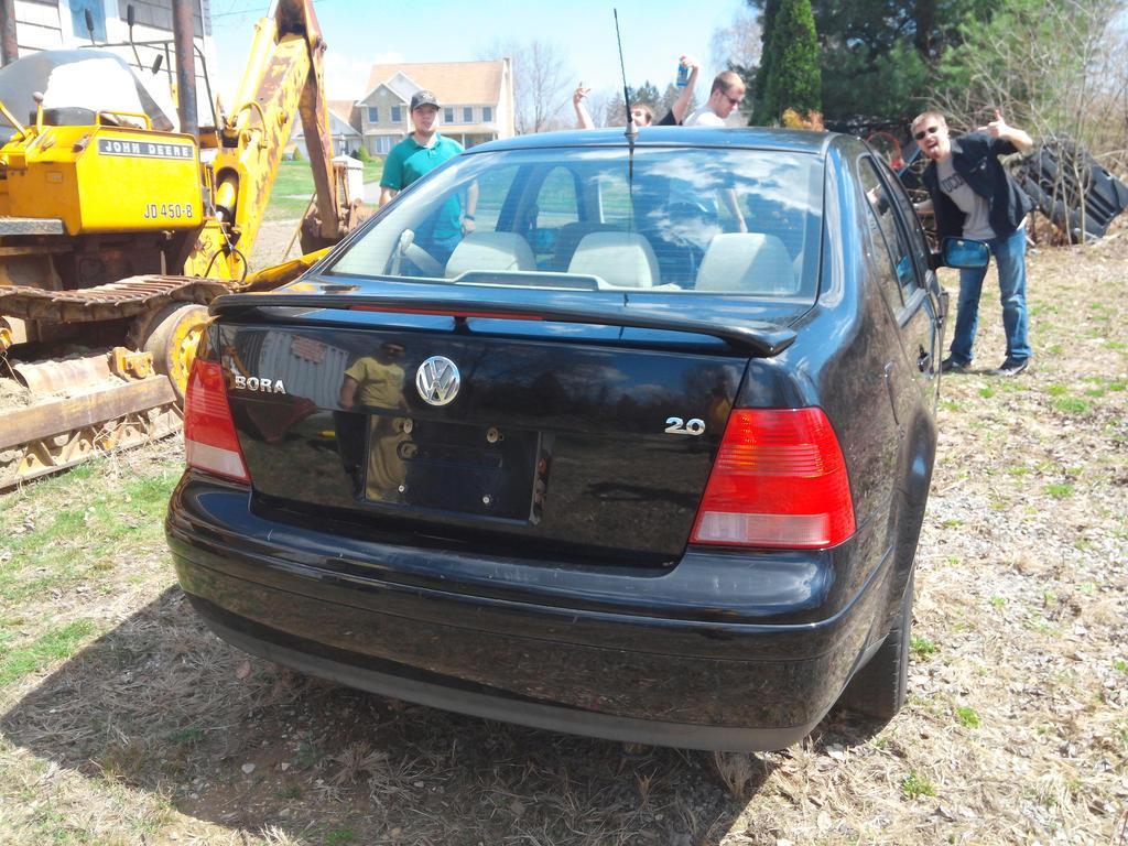 Volkswagen Bora 2 by AVpuppy