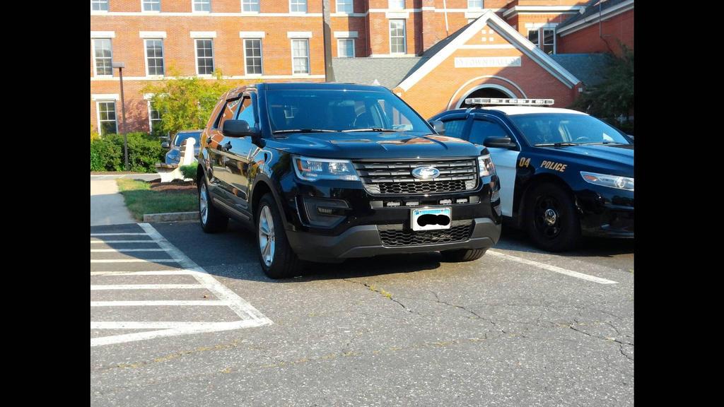 2016 Ford Police Interceptor Utility  by AVpuppy