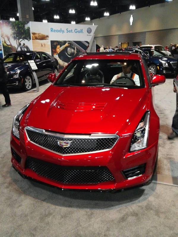 2016 Cadillac ATS-V by AVpuppy