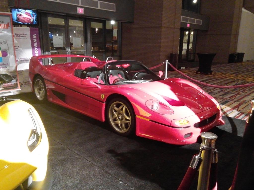 Ferrari F50 by AVpuppy